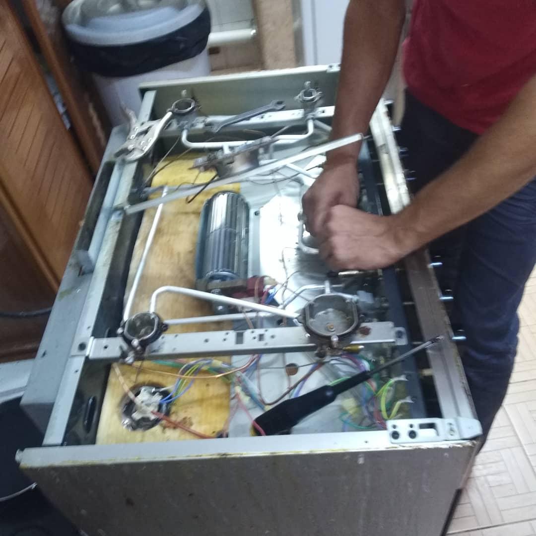 شركة صيانة و اصلاح و تنظيف افران - بوتاجاز بالمدينة المنورة