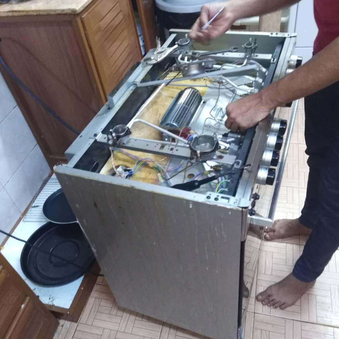 شركة صيانة و اصلاح و تنظيف افران - بوتاجاز بنجران