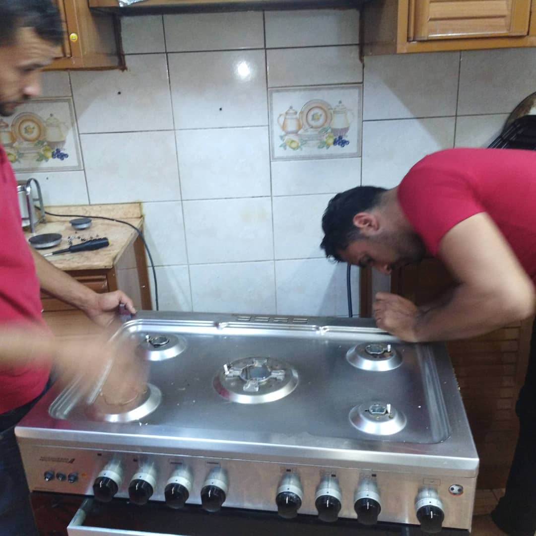 شركة صيانة و اصلاح و تنظيف افران - بوتاجاز بخميس مشيط