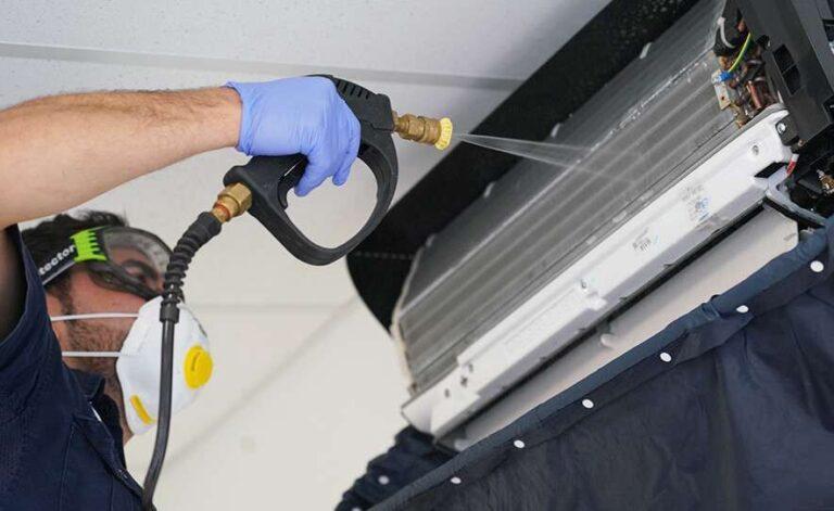 شركة تنظيف مكيفات بجدة 0506079964 تنظيف و صيانة – المجموعة المثالية